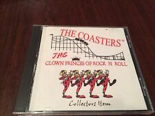 The Coasters - The Clown Princes of Rock n Roll, Collectors Item - CD