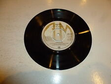 """CARPENTERS - There's A Kind Of Hush - 1975 UK solid centre A&M 7"""" vinyl single"""
