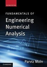 Fundamentals of Engineering Numerical Analysis by Parviz Moin (2010, Paperback)