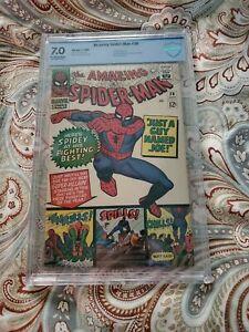 THE AMAZING SPIDERMAN #38  ( CBCS 7.0)