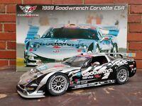 GMP 1999 Goodwrench Chevy Corvette C5-R #2 1:12 Scale Diecast Model Race Car