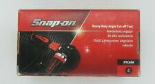 "New Snap-on 4"" Air Powered Heavy Duty Right Angled Cut-Off Tool Ptc490 Shipsfree"