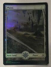 Plains #253 *Foil* - MTG - Battle For Zendikar *Foil*