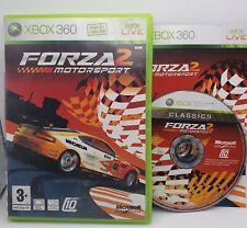 Forza Motorsport 2 (Xbox 360) USK 3+ Racing: Auto UK Verkäufer Kostenlose Del