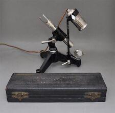 E. Hartnack Berlin altes Polarimeter Polarisations-Apparat mit Zubehör