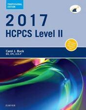 2017 HCPCS Level II Professional Edition, 1e by Buck MS  CPC  CCS-P, Carol J.