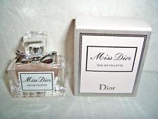 Duftneuheit 2019: MISS DIOR Eau de Toilette MINIATUR Mini Fragrance Sample 5 ml