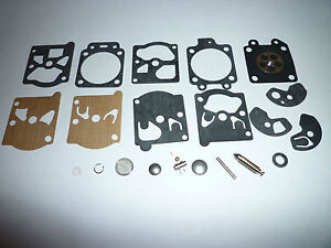 REPL CARBURETOR REBUILD REPAIR KIT WALBRO K10-WAT WA WT CARB TRIM