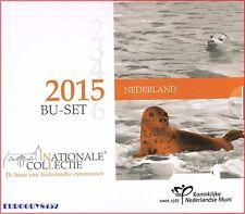 NEDERLAND - BU SET 2015 - WADDEN ZEE