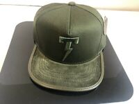 Tackma Strapback Hat THA-14-600 Olive Green Brand New