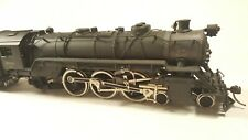 HO Authentic Brass Train Model Locomotive Pacific 4-6-2 P-7 Pacific