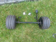 Mountfield Princess 14 lawnmower  front wheels