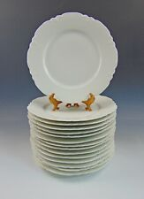 Lot of 15 Haviland China RANSON Luncheon Plates