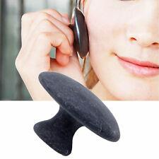 Natural Health Black Stone Needle Gua Sha Massage Tool Mushroom Cure Massager