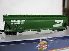 Athearn 6939 n scale ACF 4600 Centerflow hopper Burlington Northern # 455855
