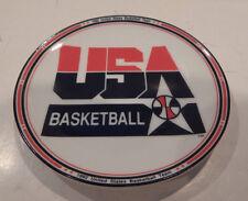 "Sports Impression 1992 Usa Basketball Commemorative Mini Plate Or Coaster 4 1/4"""