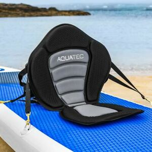 AquaTec Paddle Board Seat | COMFORTABLE SUP BACKREST – Deluxe Kayak/Canoe Chair