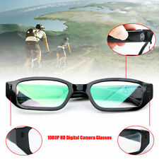 1080P HD Digital Camera Hidden Eyewear Spy Glasses Cam DV DVR Video Camcorder