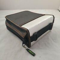 Rare Original Xbox Live FIRST Tester's Black & Orange Accessories Storage Case
