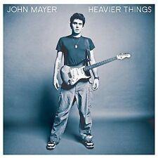 1 CENT CD Heavier Things - John Mayer HYBRID SACD
