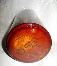 Tiffany & Co. Commemorative Vase 75th Anniversary Rotary Int. 1905- 1980 Chicago