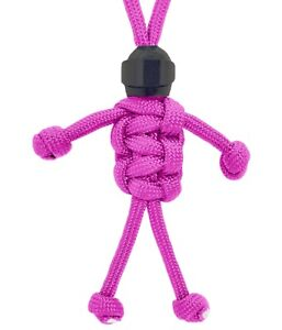 MotoBuddy Paracord Keychain for Motorcycles, Cars, Scooters, and Gifts