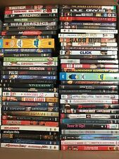 200 DVD Wholesale Assorted Lot! Best Variety  & Price!!! Your DVD Source!!!!