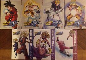 Dragon Ball Z Kai Complete Series W/ Kai The Final Chapters (28-disc set dvd)