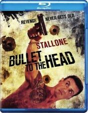 Bullet to The Head 0883929246847 With Sylvester Stallone Blu-ray Region a