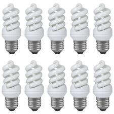 10 x Paulmann 880.14 Energiesparlampe Spirale 9W E27 warmweiss