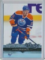 2014-15 Upper Deck Series 1 Young Guns Rookie 223 Leon Draisaitl Edmonton Oilers