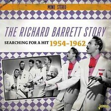 Richard Barrett Story Searching for a Hit 1954-62 0604988095029 CD