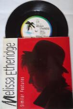 Melissa Etheridge similar features EP-1988 45T-promo copy- MINT/ MINTunplayed