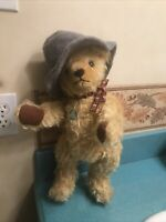 Herman Oktoberfest Mohair Jointed Bear Limited Edition 1995 Germany