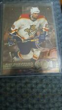 1996-97 Fleer Skybox Metal Ray Sheppard Short Print  Florida Panthers #62