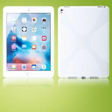 Funda Protectora Silicona X-Line Blanco para Samsung Galaxy Tab S3 9.7 T820 T825