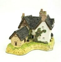 David Winter Cottages Benbow's Farmhouse Herefordshire Cottage Vintage 1987