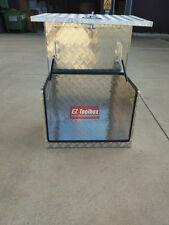 Aluminium Generator Camper Caravan Tool Box 750x500x550mm UTE/Car/Truck Toolbox