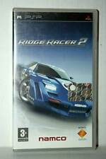 RIDEGE RACER 2 GIOCO USATO SONY PSP EDIZIONE ITALIANA FR1 41648