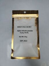 50g Alpha Arbutin Powder.Free Shipping. Usa