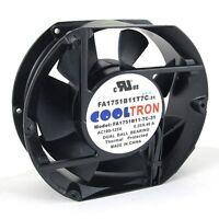 110V / 115V / 120V AC Cooling Fan. 172mm x 150mm x 51mm HS (HS1751A)
