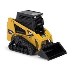 CATERPILLAR CAT 247B3 MULTI TERRAIN LOADER WITH TOOLS 1:32 NORSCOT 55269
