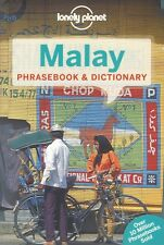 Lonely Planet Malay Phrasebook *IN STOCK IN MELBOURNE - NEW*
