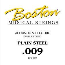 Boston BPL-009 corda singola per chitarra acustica ed elettrica 009