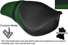 Black & d Personalizado Verde encaja Triumph Bonneville Latina Speedmaster Roadster cubierta