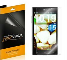 6X Supershieldz HD Clear Screen Protector Cover Guard For AT&T LG Optimus G E970