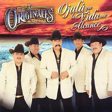 Los Originales de San Juan : Ojala Que La Vida Me Alcance CD