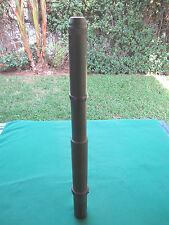 ISRAEL IDF ARMY - FIELD TELESCOPE M70 D H.M.R.1944 ! AUTH. UNIQUE.OLD.RARE.AS IS