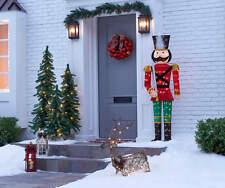 Winter Wonder Lane - Light-Up Pop-Up 5 Feet Tall Nutcracker - Brand NEW