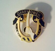 7th Cavalry Gary Owen Hat Pin